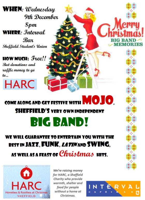 Mojo Christmas Fundraising